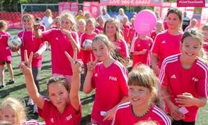 Futbolo festivalis Kaune įtrauks virš šimto mergaičių