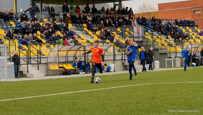 Širvintos pirmąkart priims Lietuvos regionų futbolo pirmenybes