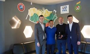 Pasaulio čempionato arenoms - pagyrimai iš FIFA vadovų