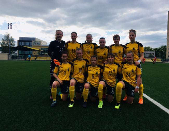 WU-16 rinktinė žais UEFA turnyre Suomijoje