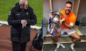 V. Urbonas įvertino E. Zubo žaidimą Izraelio taurės finale