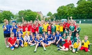Vilniuje startavo Pradinukų lygos finalų šėlsmas