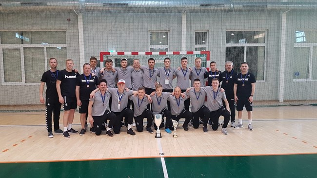 Inauguraciniame Baltijos taurės turnyre užimta trečia vieta
