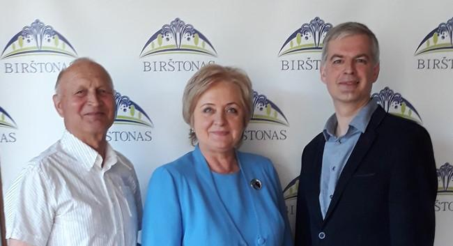 Birštonas pirmąkart priims Lietuvos regionų pirmenybes