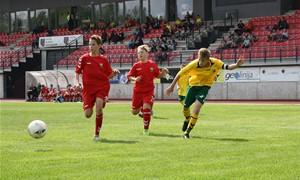 Regionų pirmenybės Telšiuose subūrė U-15 amžiaus grupės žaidėjus