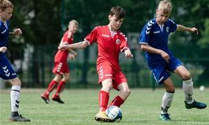 Jaunimo futbolo aistros sugrįžo į Birštono stadioną