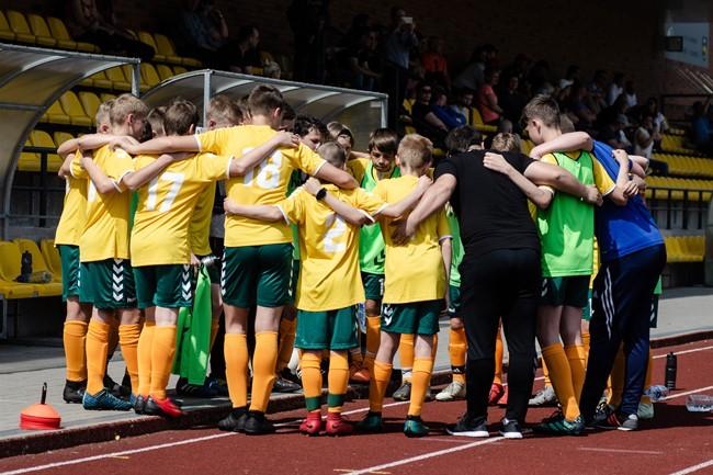 Regionų pirmenybių žaidėjai pasirodys turnyre Vilniuje