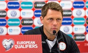 """Liuksemburgo rinktinės treneris: """"Atvykome čia laimėti"""""""