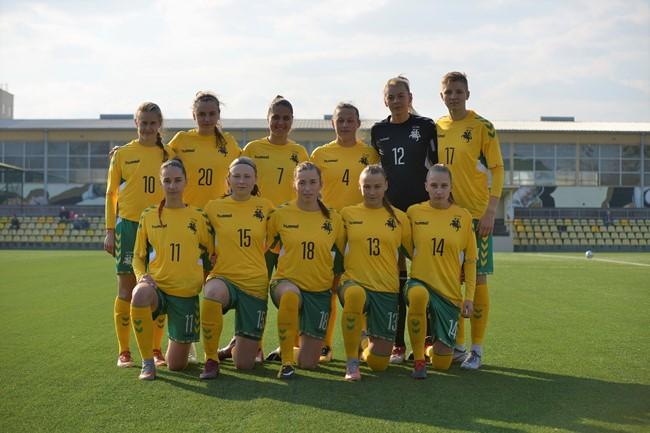 Lietuvos rinktinės žaidėjos atskleidė savo favorites Pasaulio moterų futbolo čempionate