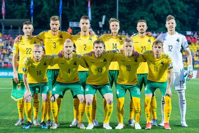 Lietuvos rinktinė patyrė antrąjį pralaimėjimą