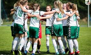 """Merginų futbolo čempionate triumfavo MFA """"Žalgiris"""""""