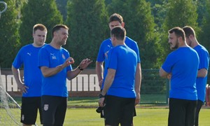 Serbų trenerio likimas spręsis rungtynėse su Lietuva