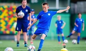 Techniniai direktoriai stažuotėje gilins žinias apie vaikų futbolą