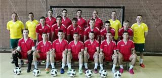 Geriausi šalies futsal žaidėjai tobulės specialiame centre