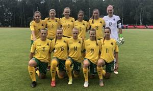 Baltijos taurės starte – pergalė prieš estes