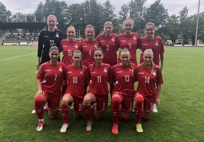 Baltijos taurės turnyre užimta antra vieta