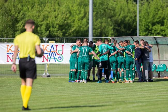 Lietuvos klubai sužinojo varžovus UEFA Europos lygos atrankoje