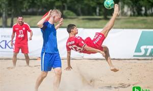 "Startavo ""Stiklita"" paplūdimio futbolo čempionatas"