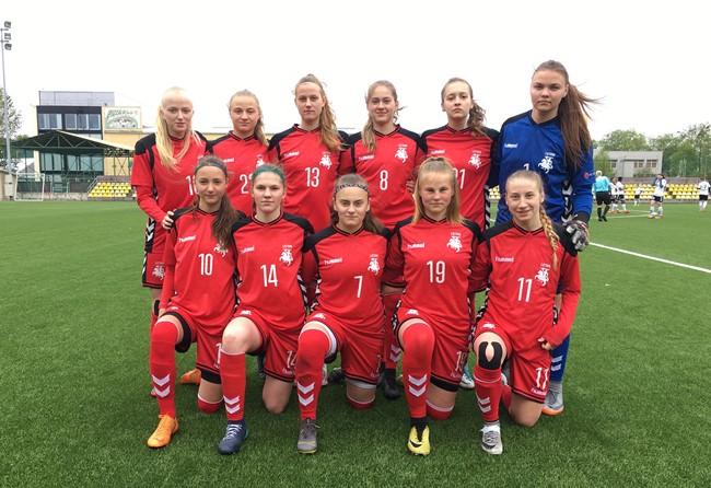 WU-19 rinktinė stos į kovą dėl Baltijos taurės