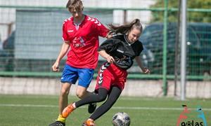 """U17 """"Golas"""" varžybose laimėjo Ramygalos gimnazija"""