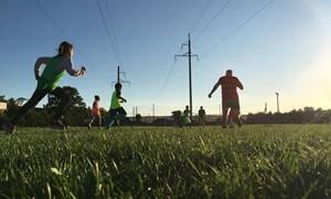 Ringauduose - kaimynus vienijanti futbolo iniciatyva