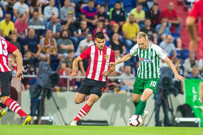 Lietuvos klubai pradėjo Europos lygos atranką