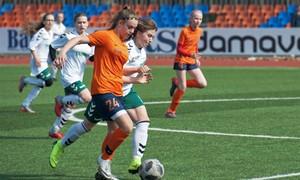 MEL: merginų futbolo kelionė prasidėjo!