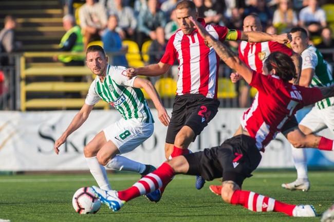 Vilniaus ir Kauno klubai baigė pasirodymą UEFA Europos lygoje