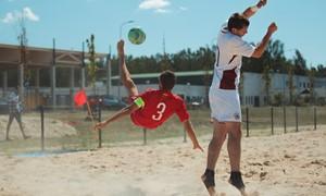 Paplūdimio rinktinei – šveicarų pamokos