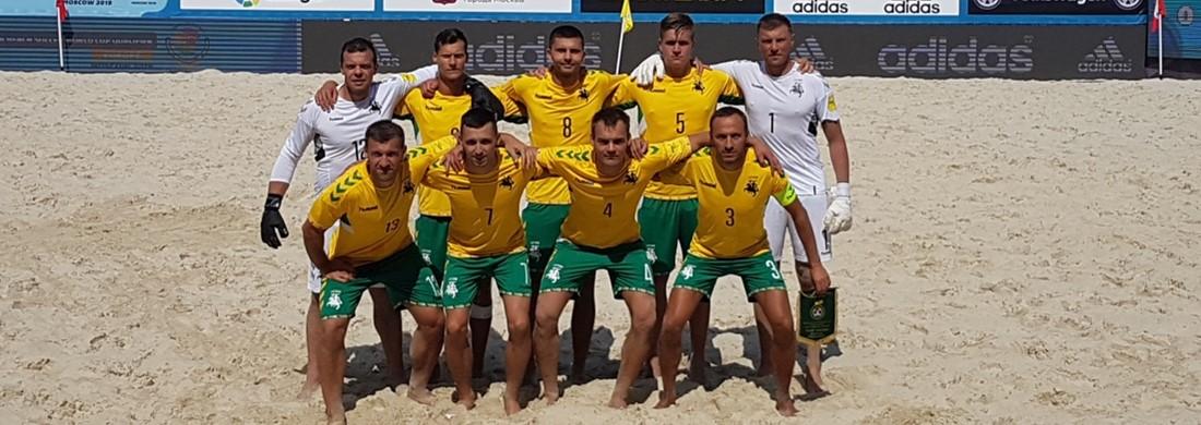 Lietuva nugalėjo Turkiją ir žengė į TOP16 etapą