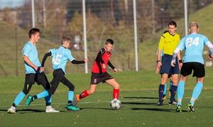 Jaunimo futbolo Pirmos lygos U-15 diviziono apžvalga