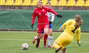Lietuvos futbole – 15-metės talentės proveržis