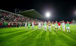 Dėl stadione mirusio aistruolio – užuojauta iš UEFA vadovybės