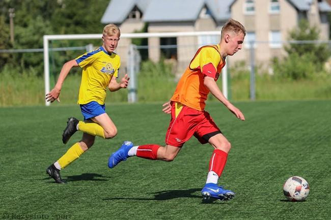 Jaunimo futbolo Pirmos lygos U-17 diviziono apžvalga