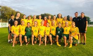 WU-15 rinktinė pradeda žygį Baltijos taurės turnyre
