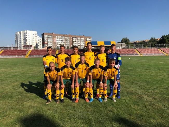Turnyrą Ukrainoje pradėjo lygiosiomis