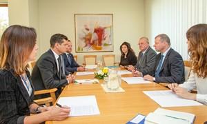 Ministras Pirmininkas: Lietuva deramai pasirengs Pasaulio salės futbolo čempionatui