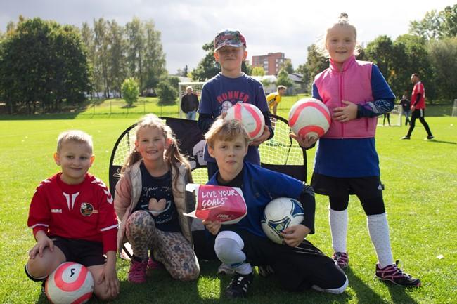 Skatina jungtis prie Europos sporto savaitės