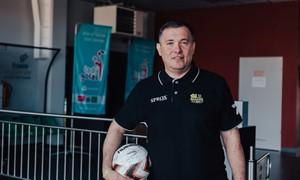 Futbolo galia: ukrainietis įleido šaknis Lietuvoje, užkrėtė sportu Vilkijos vaikus