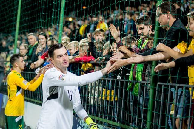 Pasibaigė Lietuvos futbolo geriausiųjų balsavimas