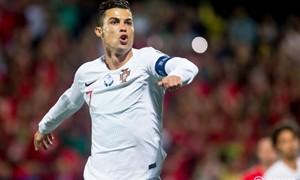 """Keturis įvarčius pelnęs C. Ronaldo: """"Svarbiausia buvo pasiekti pergalę"""""""
