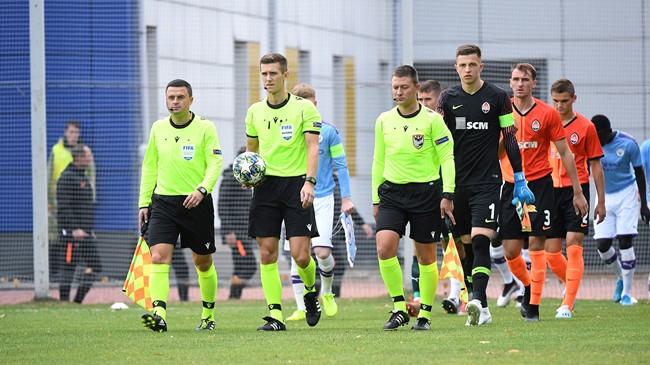 UEFA Jaunimo lygos starte aidėjo lietuvio švilpukas