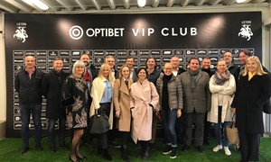 LFF lankėsi Vilniaus Šv. Kristoforo Rotary klubo nariai