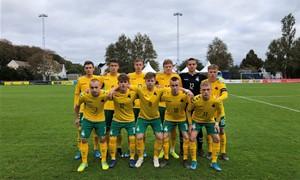 Pergale prieš Farerų Salų rinktinę užbaigtas atrankos turnyras