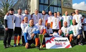 Senjorų pirmenybių titulą susigrąžino Kauno komanda