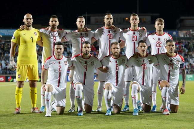 Serbijos rinktinė – su nauju treneriu ir pasikeitusios sudėties