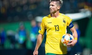 Paskelbta sudėtis rungtynėms su Portugalija ir Naująja Zelandija