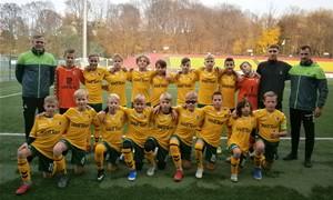 Regionų pirmenybių U-13 komandos pasirodymas turnyre vainikuotas 9 vieta