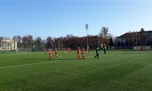Lietuvos regionų pirmenybių U-14 komanda pasiruošusi startuoti turnyre