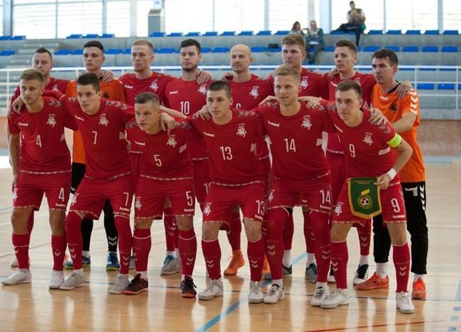 Lietuvos futsal rinktinei – vertinga katalonų pamoka
